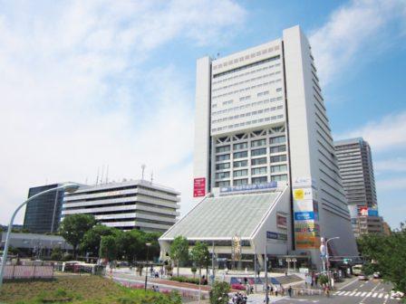 中野駅 サンプラザ